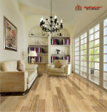 Matt design en bois rustique pour carrelage de sol salle de séjour (15671)