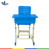 Langlebiges Gut und Höhen-justierbarer Plastikschule-Stuhl