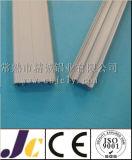 가벼운 가로장 알루미늄, 은 양극 처리 양극 처리 알루미늄 밀어남 (JC-P-50333)