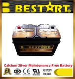 Art-haltbare globale Hochleistungsautobatterie des Fabrik Direcet Verkaufs-94r 12V85ah Bci
