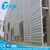 Вертикальное горизонтальное жалюзиий Alumiunm Sun для зданий