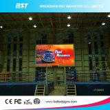 Tevê fixa interna elevada do diodo emissor de luz do brilho P6.25 grande que anuncia indicadores com 140° Ângulo de visão