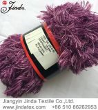 Fancy acrylic Feather Yarn Jd9154