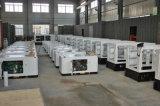 Трехфазной электрический генератор 37.5kVA охлаженный водой Xichai молчком тепловозный