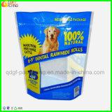 Les emballages en plastique/sac à fermeture éclair/l'emballage alimentaire des sacs pour Dog Treats