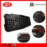 Clavier de jeu / ordinateur portable Djj218 Black Customized Keyboard Wired