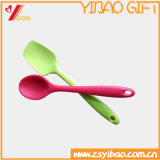 Colher de Silicone Customed Ketchenware coloridos (YB-HR-121)