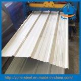 Feuillard enduit de revêtements de toit de couleur ondulée en acier de la Chine