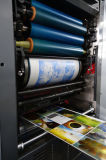 Крен Kzx-320 для того чтобы свернуть печатную машину периодическ ярлыка смещенную