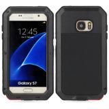 Het veelkleurige Waterdichte Mobiele/Geval van de Telefoon van de Cel voor de Rand van Samsung S7