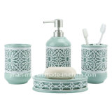 Accesorio de cerámica y del metal del cuarto de baño/accesorio del baño/conjunto del cuarto de baño