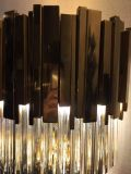 Lampada da parete a cristallo personalizzata della stanza di disegno semplice (KAW1623)