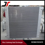 Compresor de aluminio de OEM Aftercooler para Ingersoll Rand