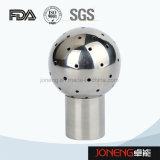 ステンレス鋼の衛生ボルトで固定されたクリーニングのスプレーの球(JN-CB2001)