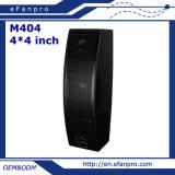 Haut-parleur professionnel de salle de conférence de contact de pouce de l'approvisionnement 4*4 d'usine (M404 - TACT)