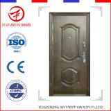 Popular en el exterior usado puerta de acero exterior barata de China del mercado