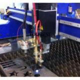 Metallo automatico del piatto d'acciaio di CNC che elabora la tagliatrice del plasma
