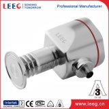 Transmissor sanitário do nível do vácuo do diafragma