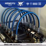 Tubo flessibile idraulico di gomma flessibile En853 1sn 2sn