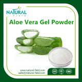 Aloeのヴィエラのゲル100X/200Xによって凍結乾燥させている粉