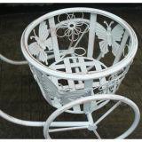 Vélo blanc antique Peuplement Décoration extérieure