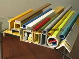 Профили стеклоткани структурно, пробки пластмассы GRP Pultruded