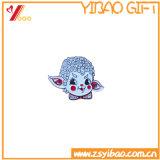 Настраиваемый логотип Cute эмблемы Булавка Brooch контакт (YB-HD-67)