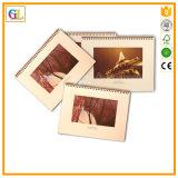 Zoll gedruckter Papierkalender (OEM-GL-007)