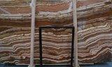 De zwarte Ader van de Steen van de Muur van de Jade Marmeren Witte voor de Groothandelsprijs