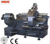 Горизонтальная машина Lathe металла CNC EL42 поворачивая для сбывания
