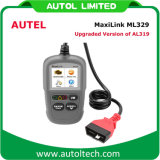 Ferramenta de varredura automática Autel Al319 Leitor de código de carro Autel Maxilink Ml329