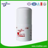 El lubricante Hacer girar-en la fabricación del filtro de petróleo Lf670 produjo por Factory