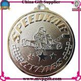La médaille courante de Bepoken pour le marathon folâtre le cadeau de médaille
