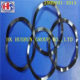 Bille en acier inoxydable rondelle à ressort avec une phosphatation noir (HS-SW-6204)
