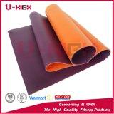 Esercitazione di base di stile del PVC di yoga della stuoia della stuoia ad alta densità di Pilates