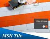 azulejo de cerámica de la pared del esmalte del cartabón 100X200