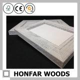 米国式の無作法な木製映像の写真フレーム