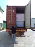 Garrafa de água plástica da maquinaria plástica dos importadores que faz a maquinaria