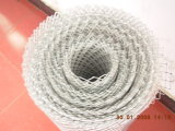 Folha de malha de metal expandido de alumínio com padrão Hexagonal de Hot Sale Hot Sale (anjia-401)