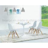 使用されるイベントのための肘のない小椅子を食事する白いカラーブナの森の足(CJ302)