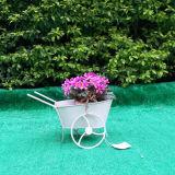 정원 장식적인 단철 재배자 바퀴 무덤