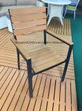 حد مطعم مقهى ألومنيوم بلاستيكيّة خشبيّة كرسي تثبيت طاولة يثبت ([تغ-6002])