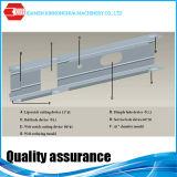 직류 전기를 통한 가벼운 강철 용골 C 강철 단면도/기계를 형성하는 열간압연 U 채널