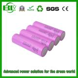La batería de la potencia/la batería solar del producto de 2600mAh 18650 Samsung protegió el 100% auténtico
