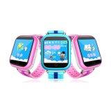 방수 아이들 GPS WiFi 로케이터 추적자 외침 SMS SIM 카드를 위한 지능적인 시계