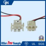 Cablagem de cabos impermeável de 2 pinos com certificação RoHS