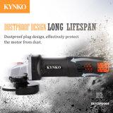 900W herramientas eléctricas fuertes de Kynko de la amoladora de ángulo de la potencia 115m m para OEM Kd69