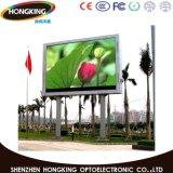 Afficheur LED extérieur de la qualité 8000CD/M2 P10