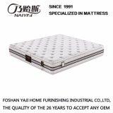 2017高品質の高炭素の鋼鉄ばねのベッドのマットレス(FB732)
