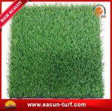 Самая популярная крытая и напольная блокируя зеленая искусственная плитка травы